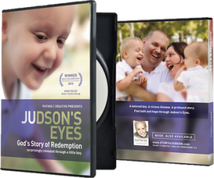 Judson's Eyes DVD