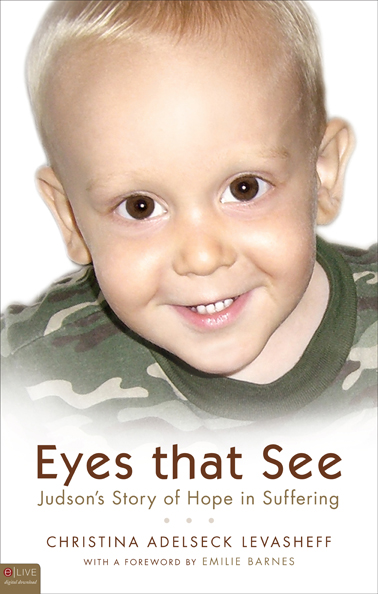 Eyes that See: Judson's Story of Hope in Suffering by Christina Levasheff