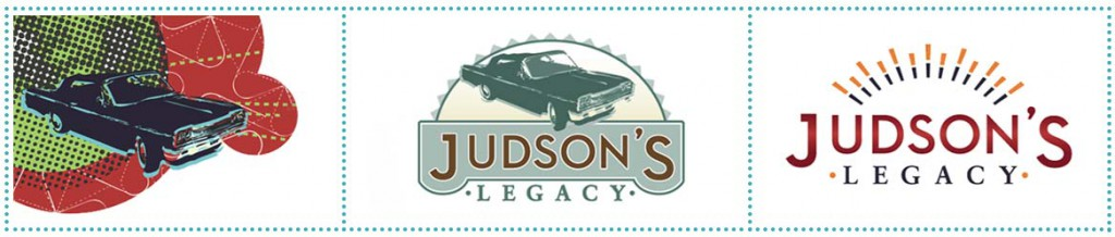 Judson's Legacy Logo Changes Over Time